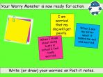 Make your own Worry Monster