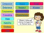 Teaching Values Bundle sale