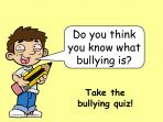 Bullying Is…