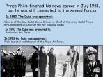 Prince Philip – The Duke of Edinburgh